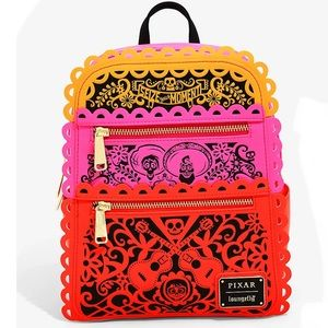 Loungefly Coco Day of the Dead Papel Picado mini